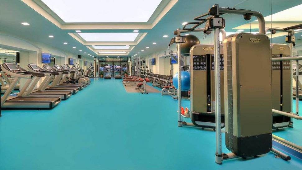 Jumeirah Zabeel Saray Gym