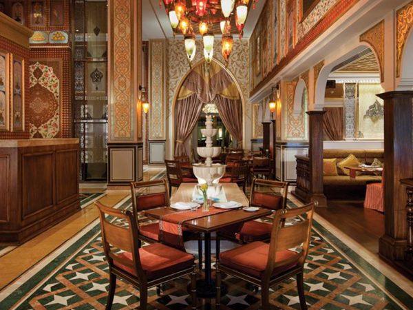 Jumeirah Zabeel Saray Lalezar Signature Restaurant