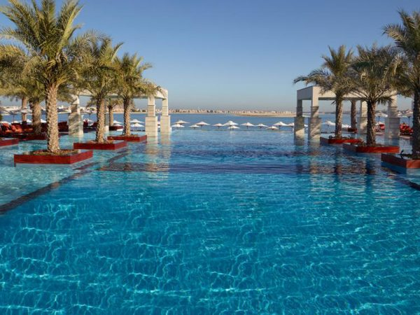 Jumeirah Zabeel Saray Outdoor Pool