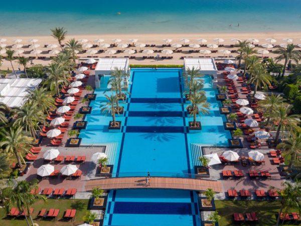 Jumeirah Zabeel Saray Park View