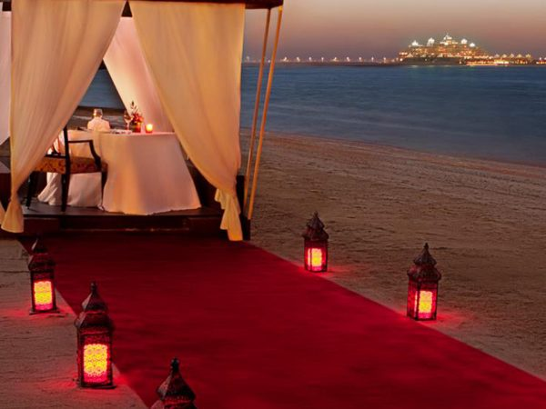 Jumeirah Zabeel Saray Romantic Experiences