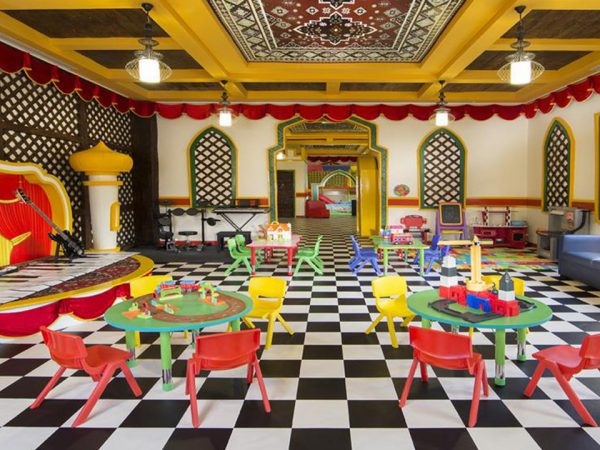 Jumeirah Zabeel Saray Sinbad's KiDS Club