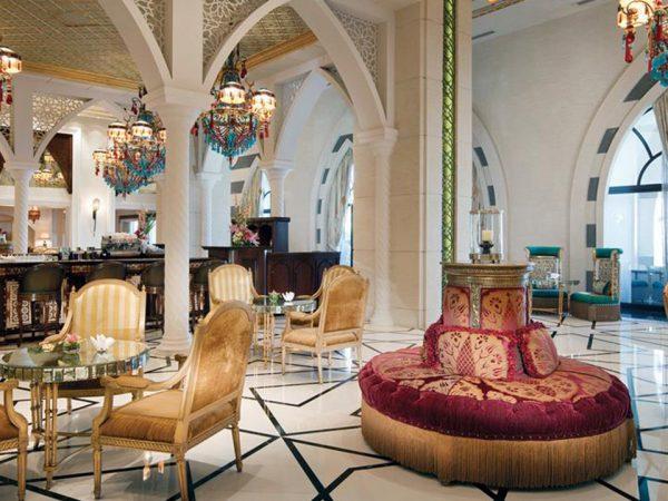 Jumeirah Zabeel Saray Sultan's Lounge