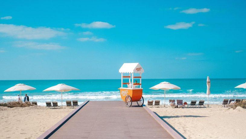 Jumeirah at Saadiyat Island Resort Beach