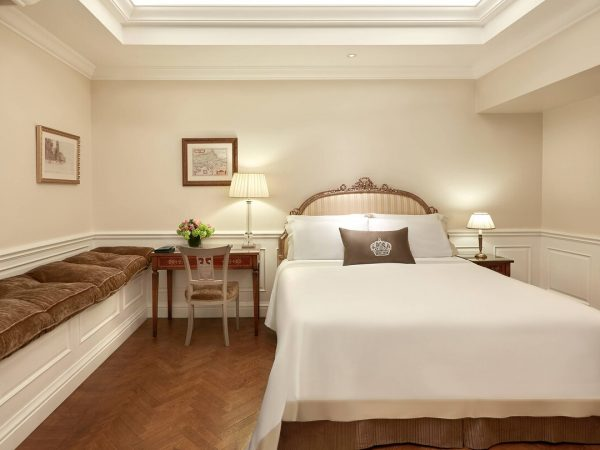 King George, a Luxury Collection Hotel, Athens Classic Guest room, 1 King, Courtyard view