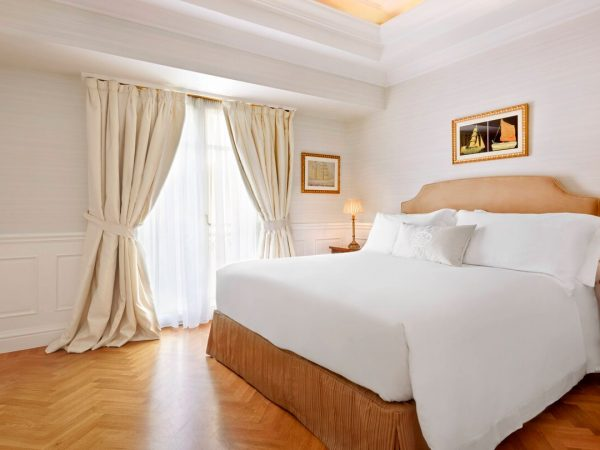 King George, a Luxury Collection Hotel, Athens Grand Suite 1 Bedroom Suite, 1 King, City view