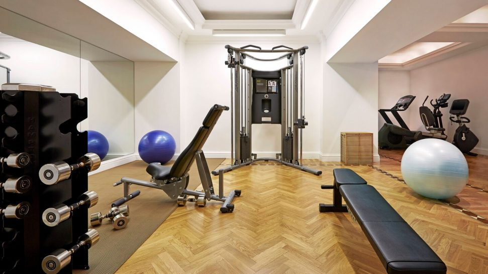 King George, a Luxury Collection Hotel, Athens Gym