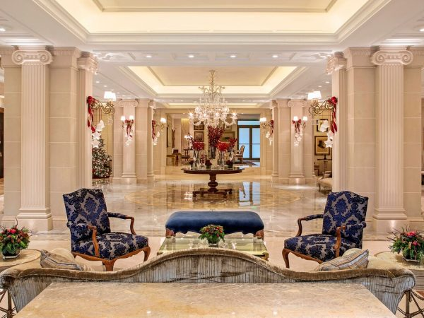 King George, a Luxury Collection Hotel, Athens Interior View