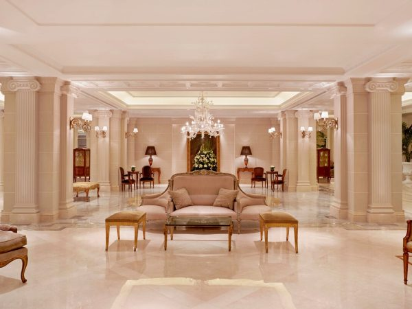 King George, a Luxury Collection Hotel, Athens Lobby