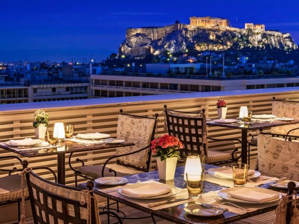 King George, a Luxury Collection Hotel, Athens Tudor Hall Restaurant