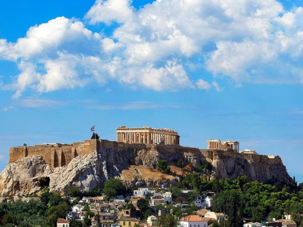King George, a Luxury Collection Hotel, Athens View