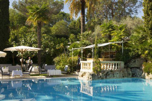 La Bastide de Saint Tropez Outdoor Pool