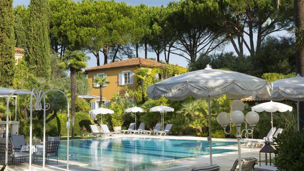 La Bastide de Saint Tropez Pool