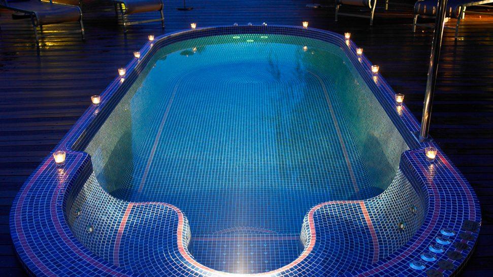 Le Mas Candille Pool