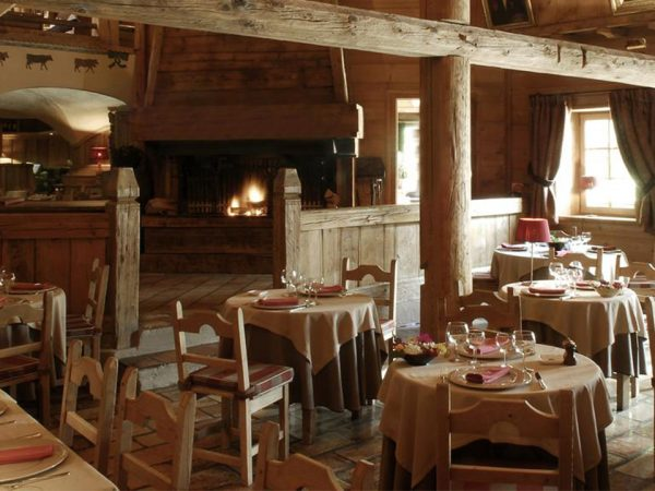 Les Fermes de Marie Le restaurant traditionnel
