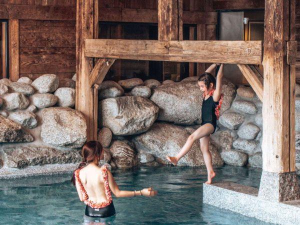 Les Fermes de Marie Outdoor Pool