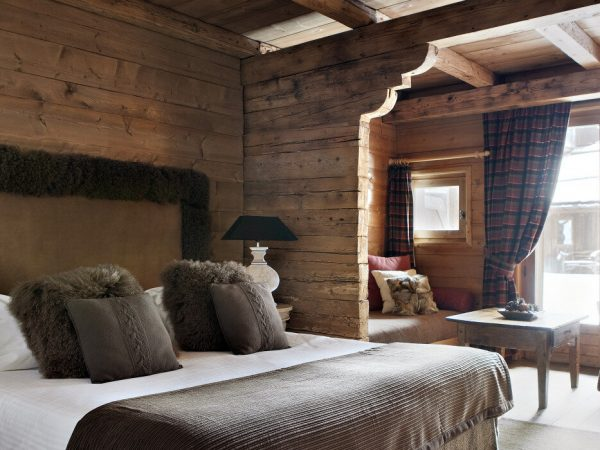 Les Fermes de Marie Room with Lounge Area