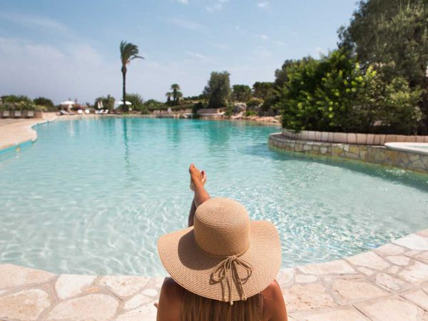 Masseria San Domenico Outdoor Pool
