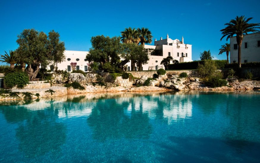 Masseria San Domenico Spa Thalasso and Golf Resort