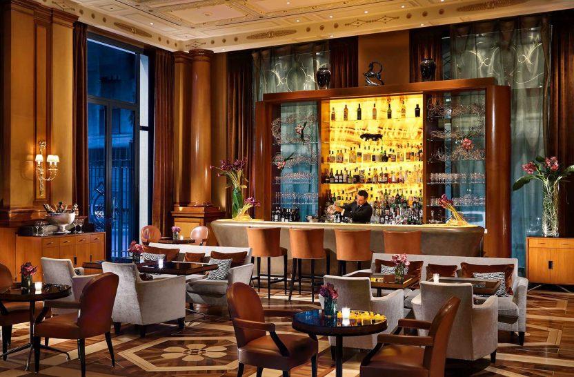 Palazzo Parigi Hotel & Grand Spa Milano Bistrot Lounge Caff? Parigi