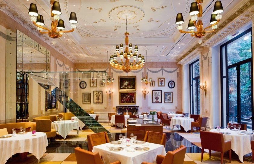 Palazzo Parigi Hotel & Grand Spa Milano Gastronomic Restaurant