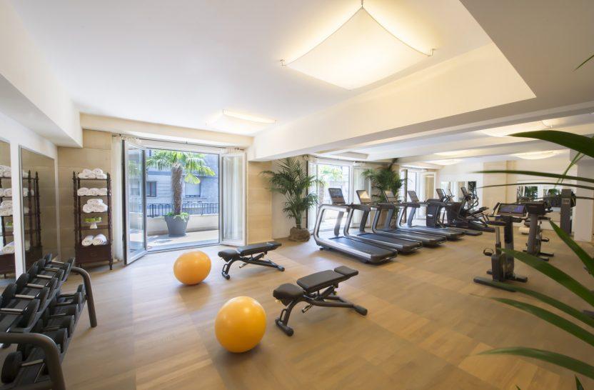 Palazzo Parigi Hotel & Grand Spa Milano Gym