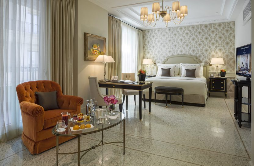Palazzo Parigi Hotel & Grand Spa Milano Junior Suites