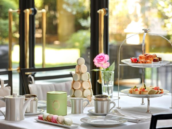 Palazzo Parigi Hotel & Grand Spa Milano New Afternoon Tea in Milan With Ladur?e