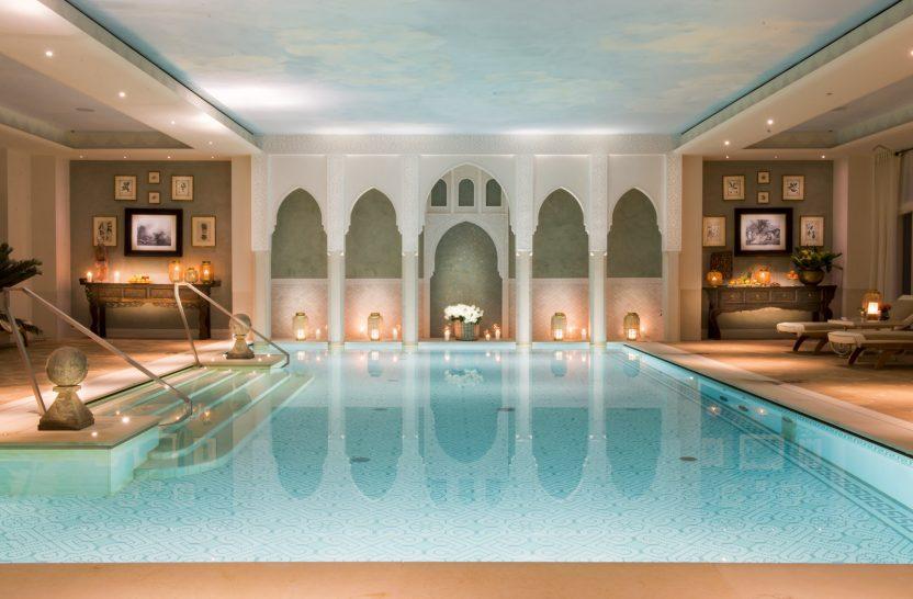 Palazzo Parigi Hotel & Grand Spa Milano Pool