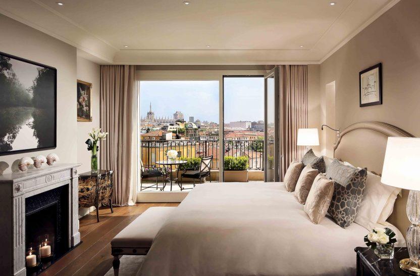 Palazzo Parigi Hotel & Grand Spa Milano Presidential Suite