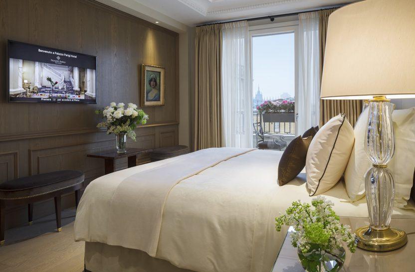 Palazzo Parigi Hotel & Grand Spa Milano Prestige Suites