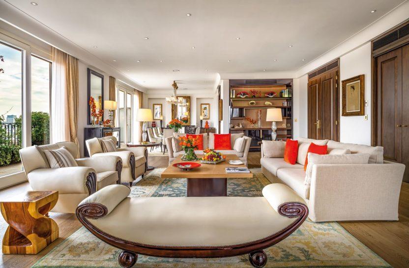 Palazzo Parigi Hotel & Grand Spa Milano Royal Suite