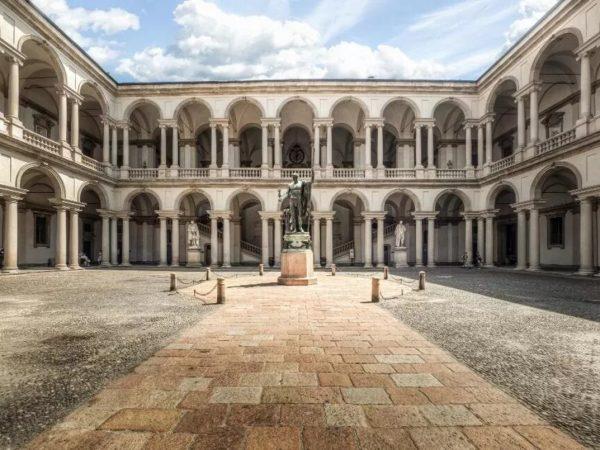 Palazzo Parigi Hotel & Grand Spa Milano View