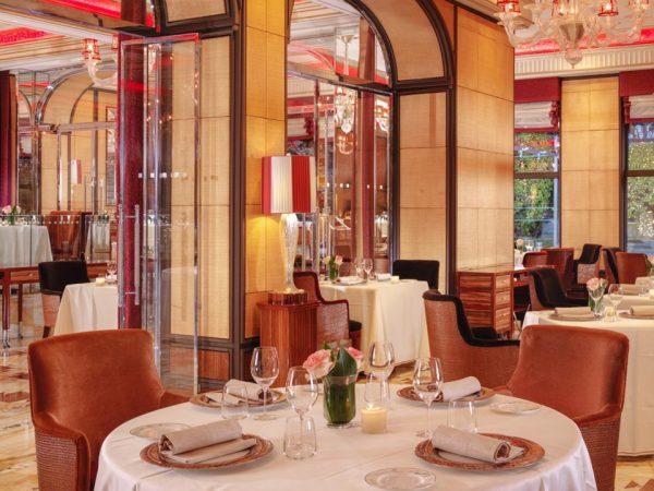 Principe di Savoia Acanto Restaurant