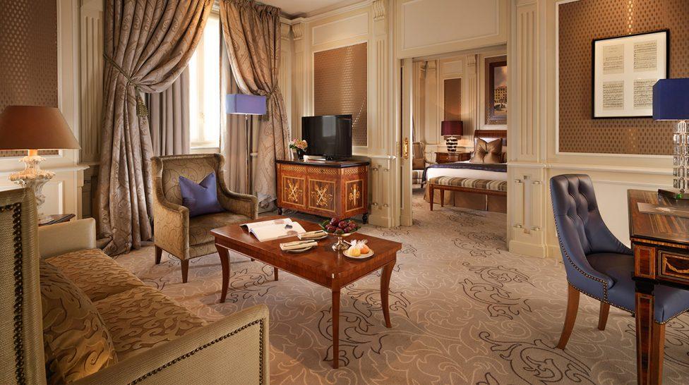 Principe di Savoia Ambassador Suite
