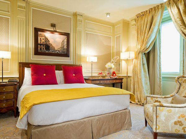 Principe di Savoia Classic Room