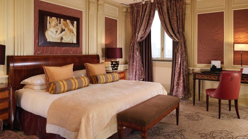 Principe di Savoia Deluxe Room