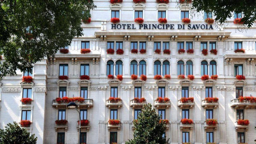 Principe di Savoia Hotel View