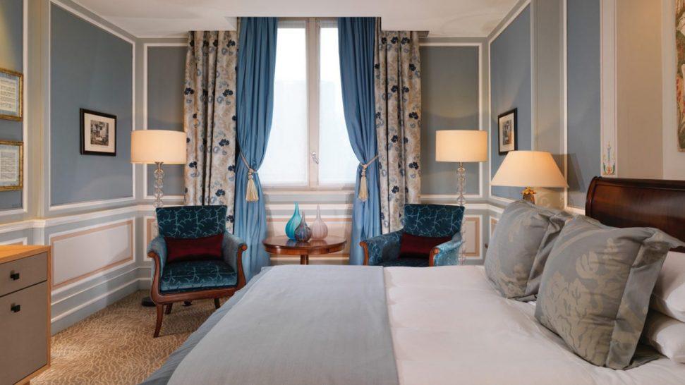 Principe di Savoia Mosaic Room
