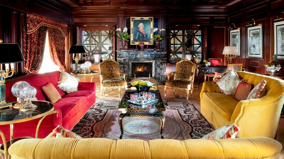 Principe di Savoia Presidential Suite