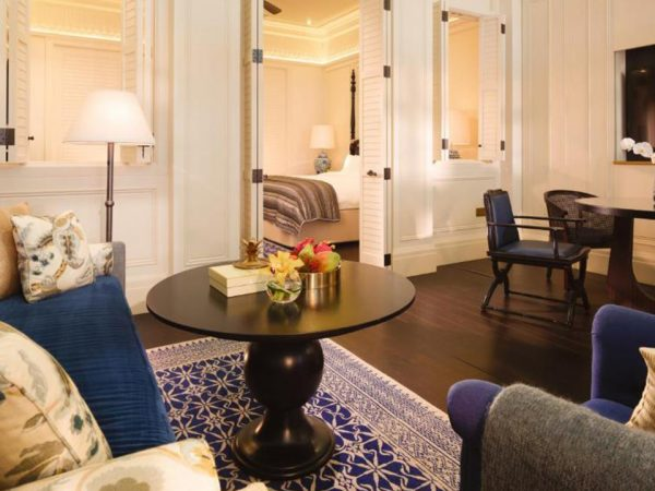 Raffles Hotel Palm Court Suites