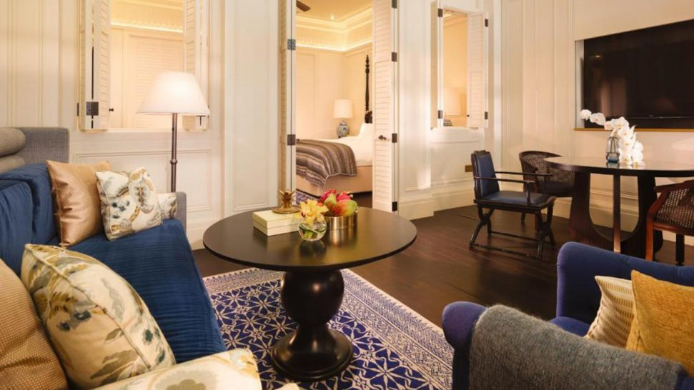 Raffles Hotel Personality Suites