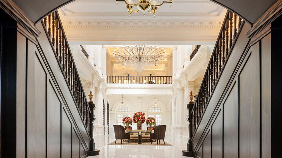 Raffles Hotel Presidential Suites
