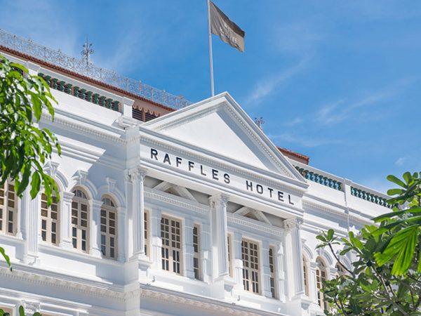 Raffles Hotel Promenade Suites