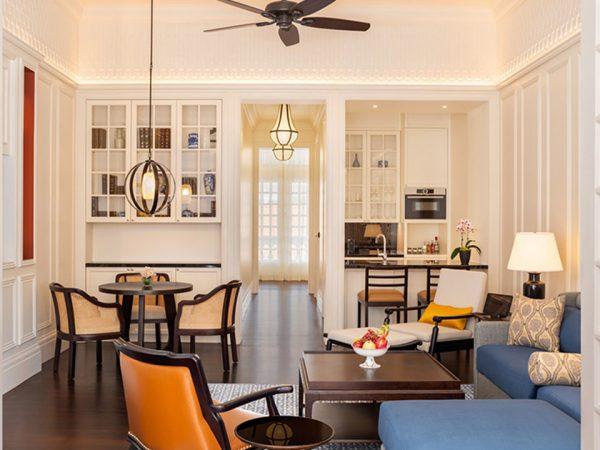 Raffles Hotel Residence Suites