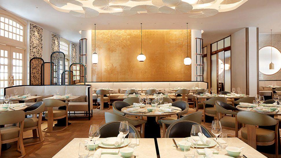 Raffles Hotel Tiffin Room