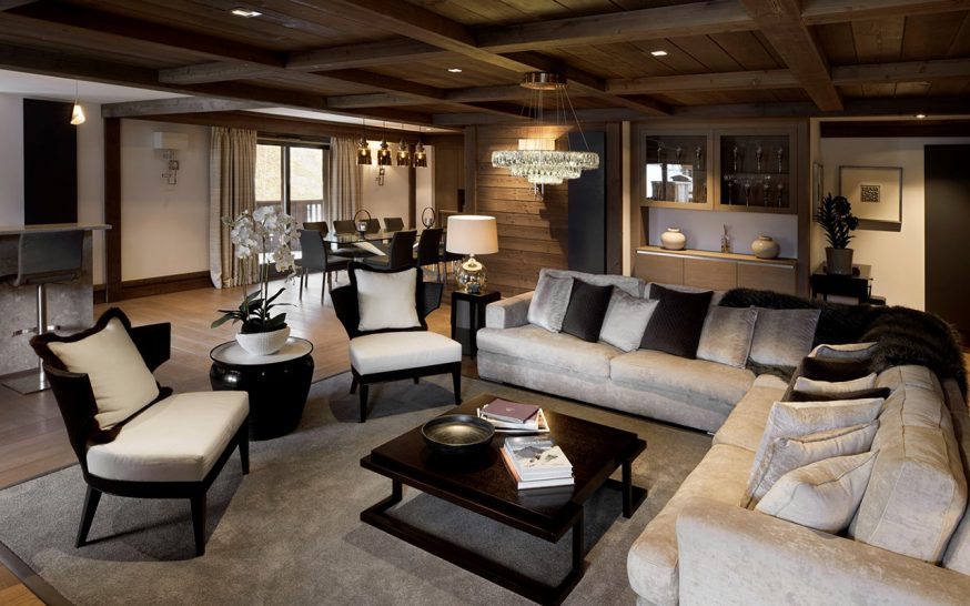 Six Senses Residences Courchevel Four-Bedroom Prestige Residence B03