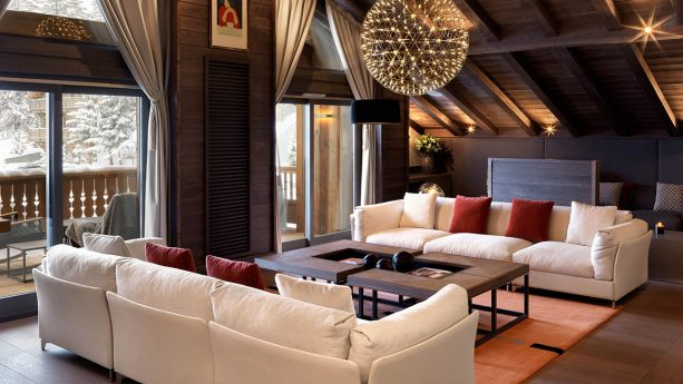 Six Senses Residences Courchevel Interior