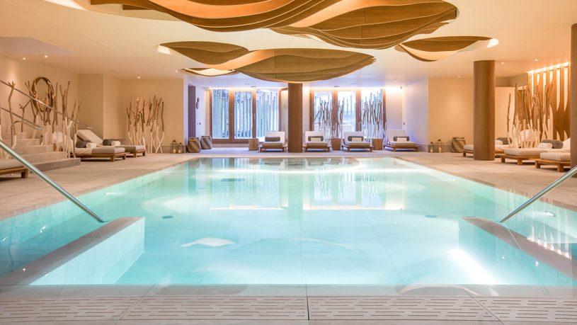 Six Senses Residences Courchevel Pool