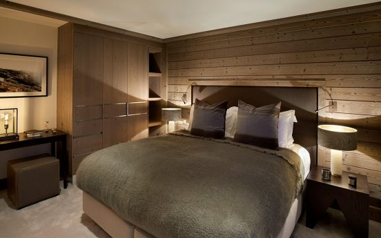 Six Senses Residences Courchevel Three-Bedroom Family Apartment